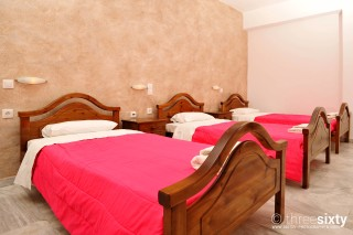 accommodation anna pension triple room