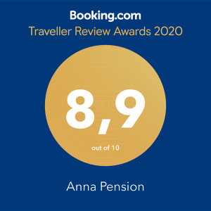 anna pension booking