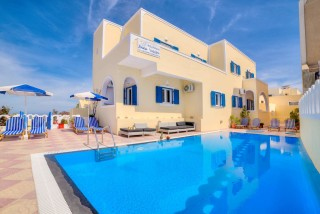 anna pension hotel in santorini