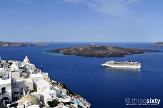 santorini anna pension cruise